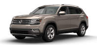 2018 Volkswagen Atlas SE with 4MOTION