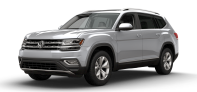 2018 Volkswagen Atlas SEL with 4MOTION