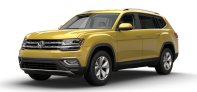 2018 Volkswagen Atlas SE with Tech and 4MOTION