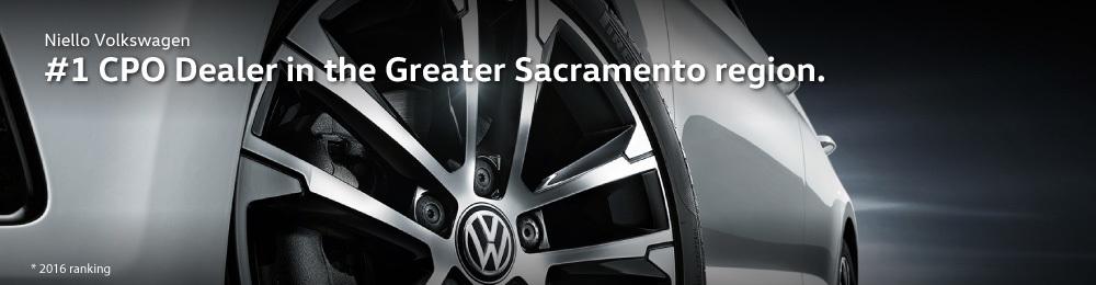 Number One Certified Pre-Owned Volkswagen Dealer - Niello Volkswagen