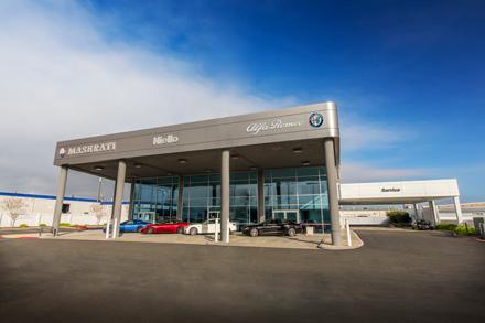 Niello Alfa Romeo, Sacramento California