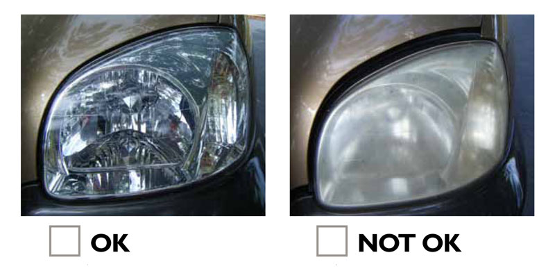 Niello BMW Elk Grove Headlight Restoration