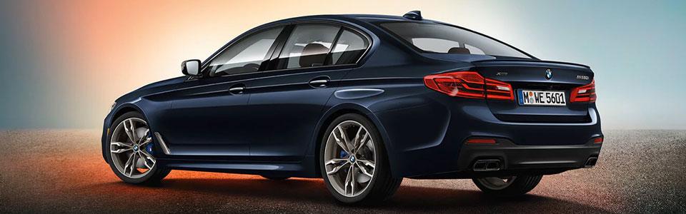 2018 5 Series BMW