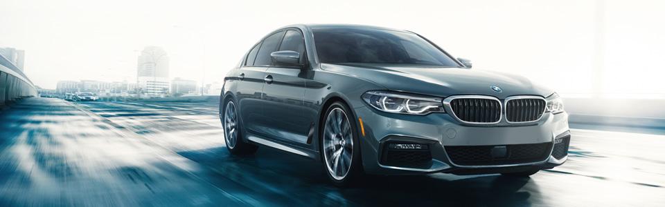 2017 5 Series BMW