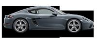 2017 Porsche 718Cayman