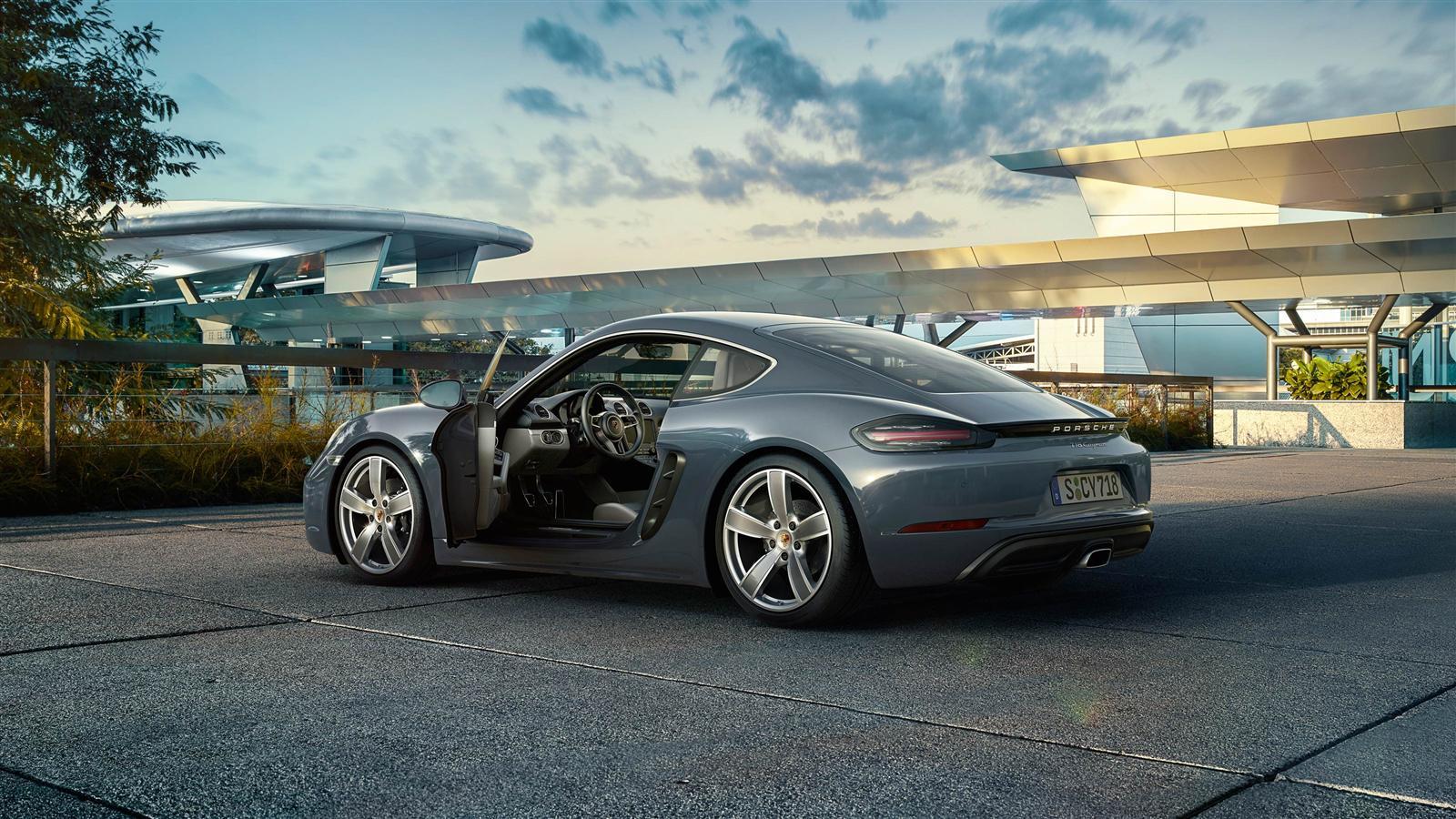 Pre Owned Porsche >> Porsche 718 Cayman | Niello Porsche | Rocklin California Porsche Dealer | Sacramento