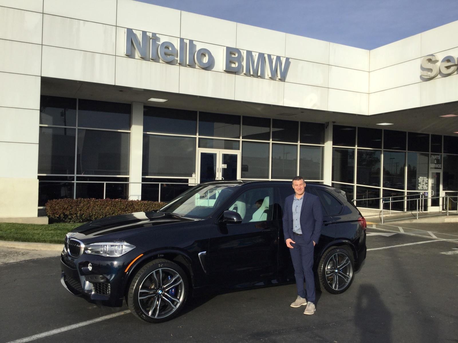 Niello BMW Sacramento review