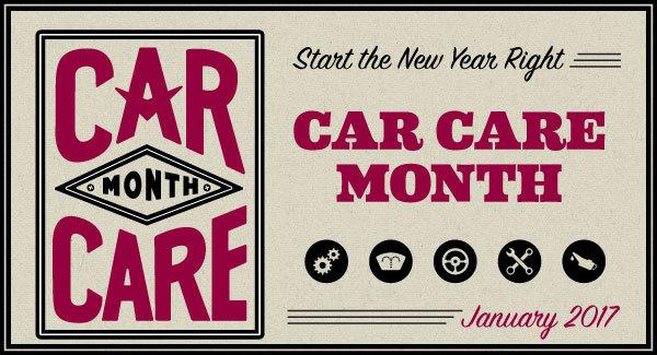 The Niello Company Car Care Month