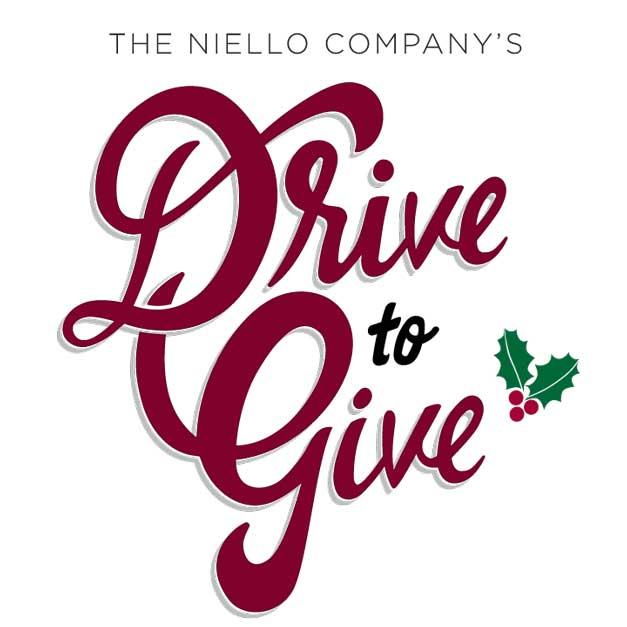 The Niello Company's Drive To Give