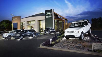 Land Rover Sacramento