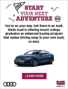 Audi College Grad Offer