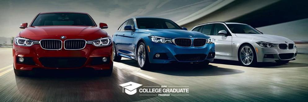 Niello BMW Elk Grove College Grad Offer